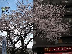 和田町駅前(マクドナルド前)