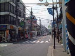 水道道商店街